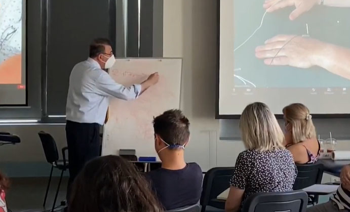Acuscience - Μάθημα δια ζώσης μετά απο μια δύσκολη χρονιά με περιορισμούς.